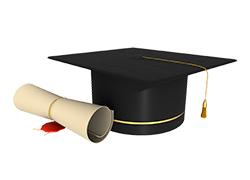 La cérémonie de remise des diplômes de lauréat de la Faculté et ...